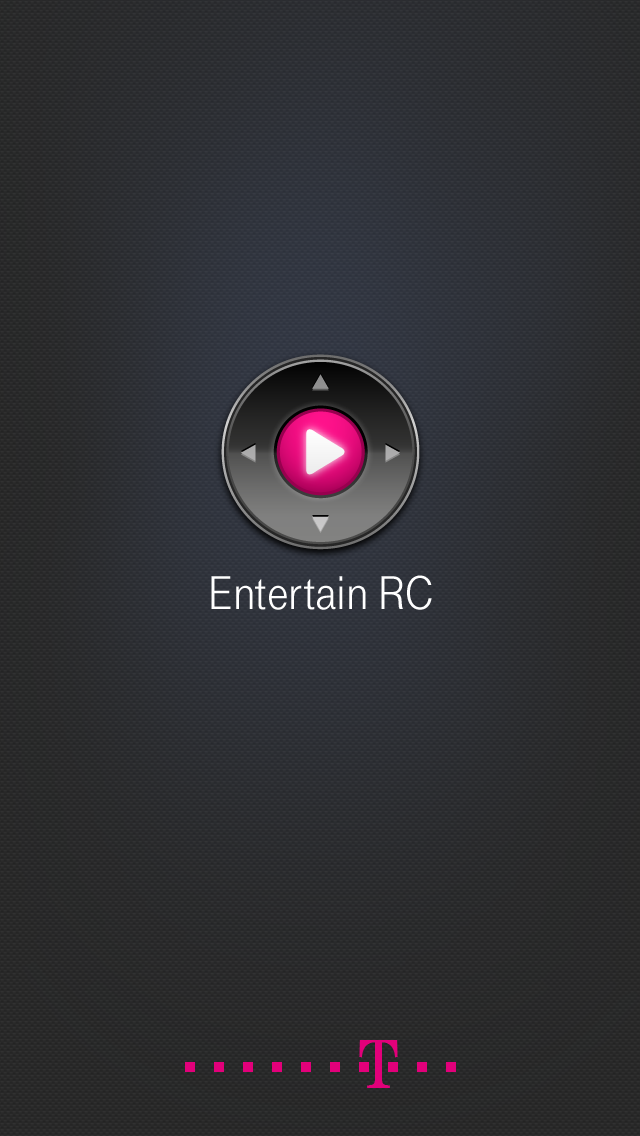 Entertain Remote Control iPhone 5 Screenshot