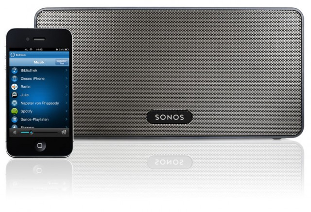 iOS 6 an Sonos