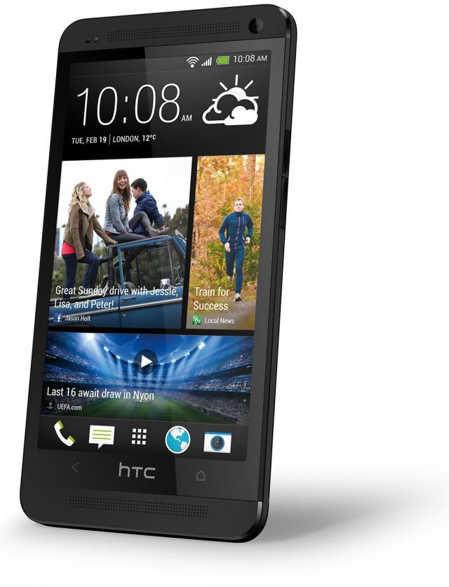 HTC One schwarz