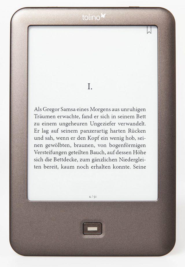 tolino shine E-Reader