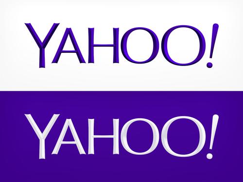 Neues Yahoo-Logo