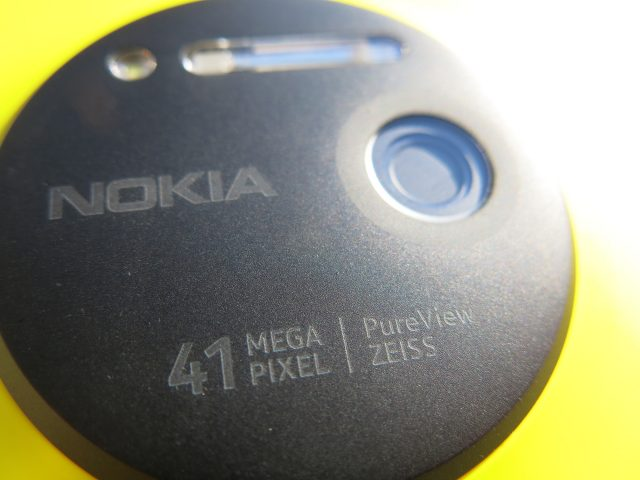 Nokia Lumia 1020 Carl Zeiss PureView Camera Module