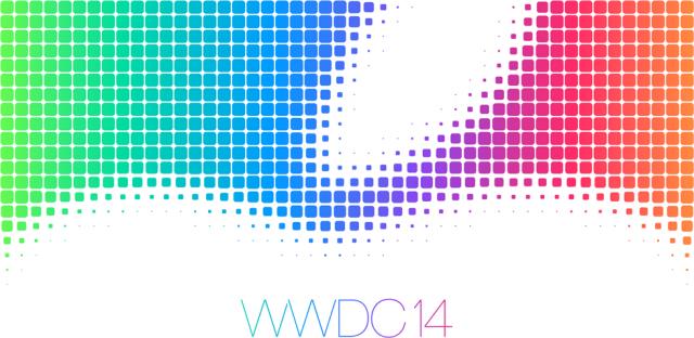 WWDC 14 Branding