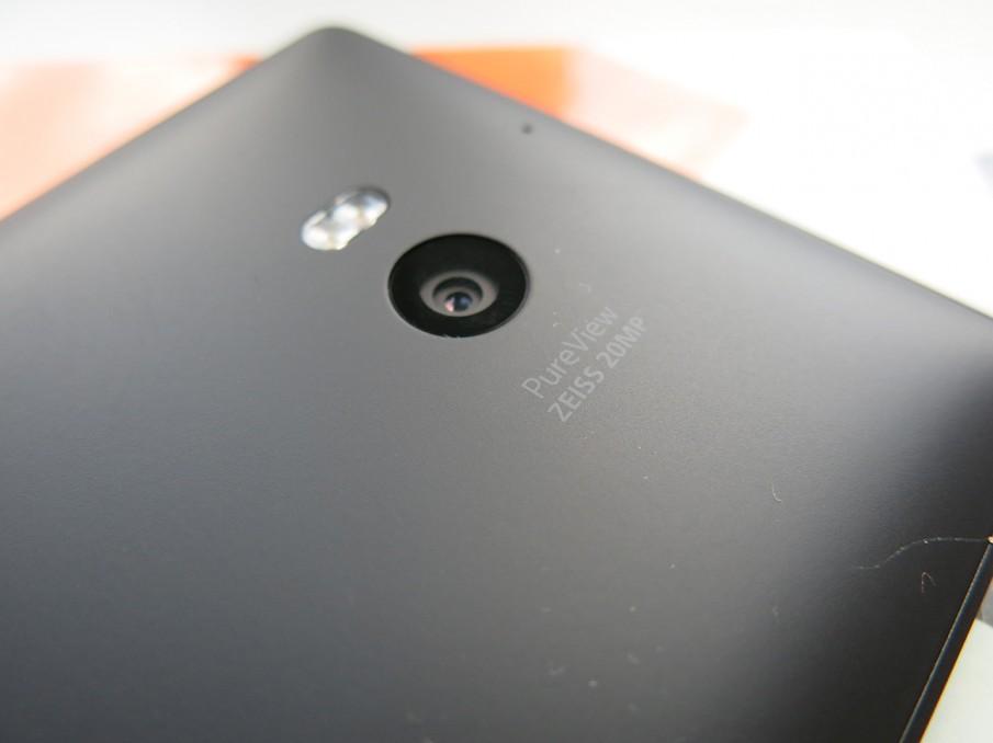 Lumia 930, Kameramodul von ZEISS