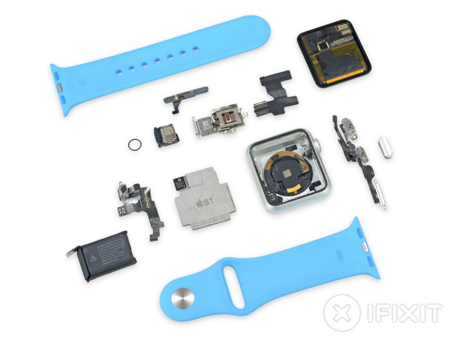 Apple Watch Teardown