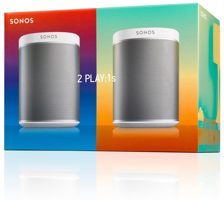 Sonos PLAY:1 Bundle Boxshot