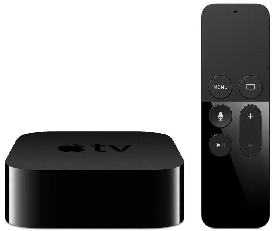 Apple TV 4. Generation mit FB