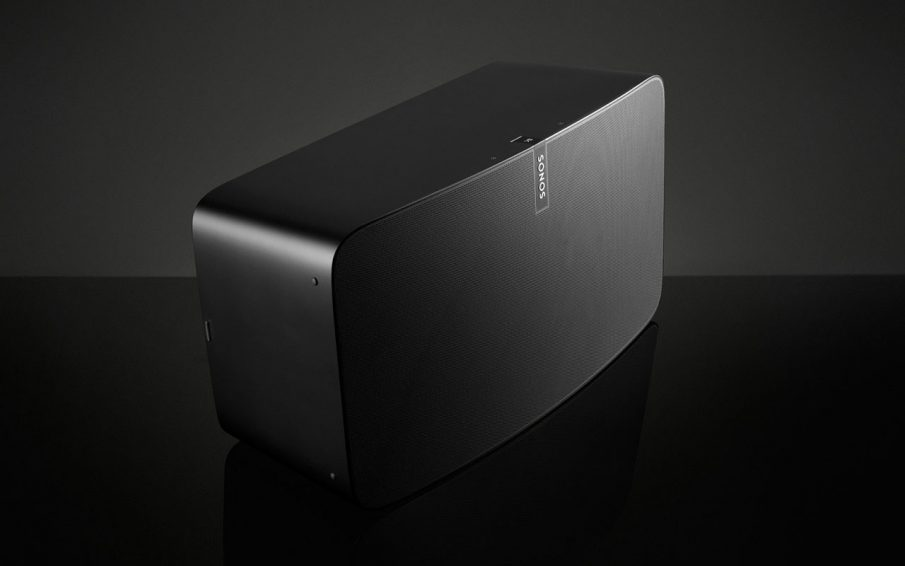 Sonos PLAY:5, zweite Generation