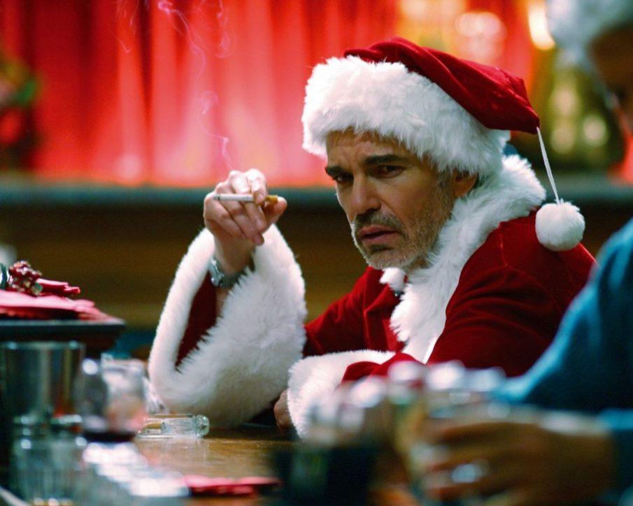 Billy Bob als Weihnachtsmann