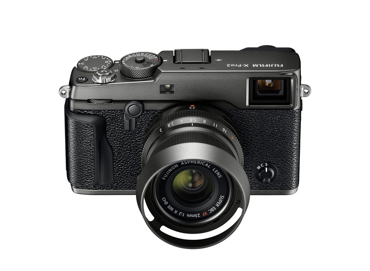 X-Pro2 Graphite Edition (c) Fujifilm
